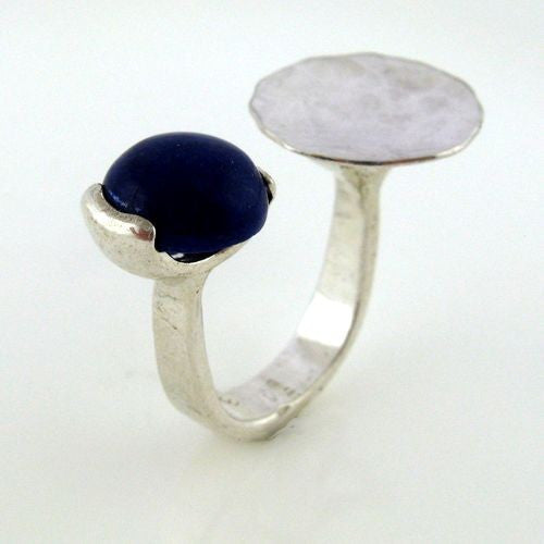 Yair Stern- Open ring onyx