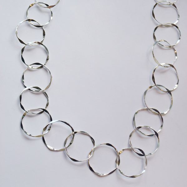 Yair Stern - Geometric Circle Necklace