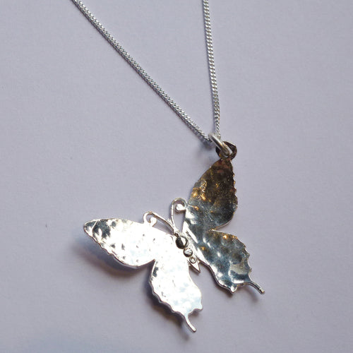 Yair Stern - Butterfly Necklace