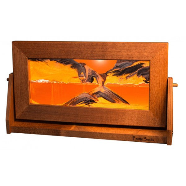 William Tabar- Md Alderwood sunset orange