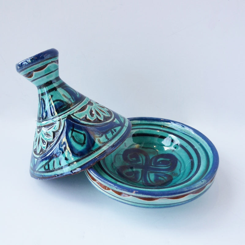 Sm Tagines Turquoise