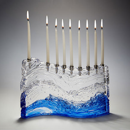 Wildflower Menorah