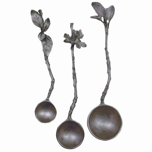 Michael Michaud - Nesting Herb Spoon Set