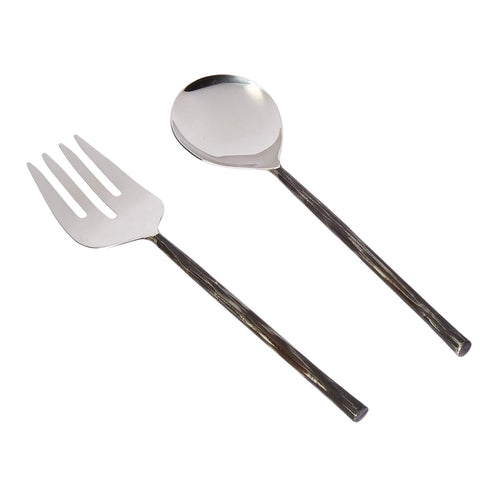 Abbott - Rustic Salad Servers