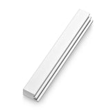 Adi Sidler - Side Mezuzah - White