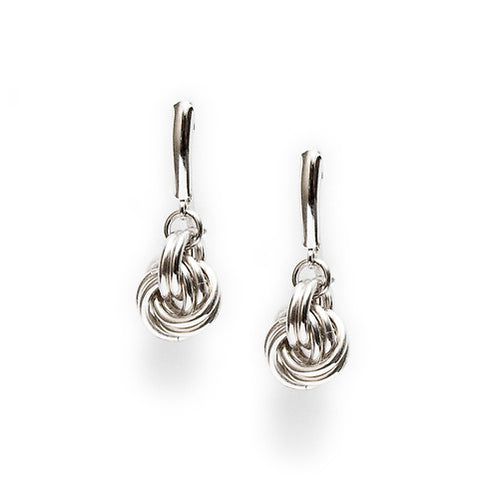 Lisa Ridout - Love Knot Earrings