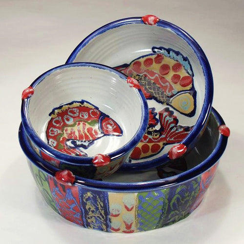 Scott Barnim - Ovenware Bowl Set