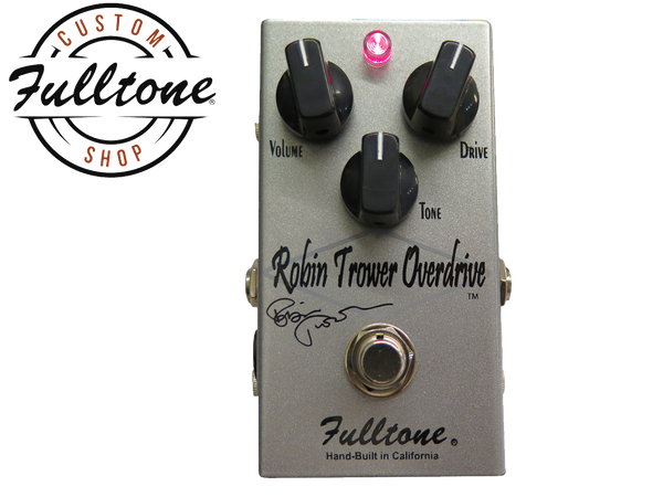 Custom Shop Robin Trower Overdrive (CS-RTO) - Blem