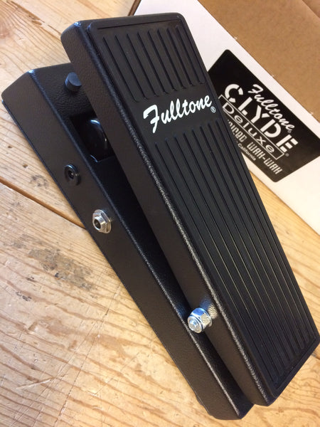 New Old Stock Clyde Deluxe Wah (no buffer)