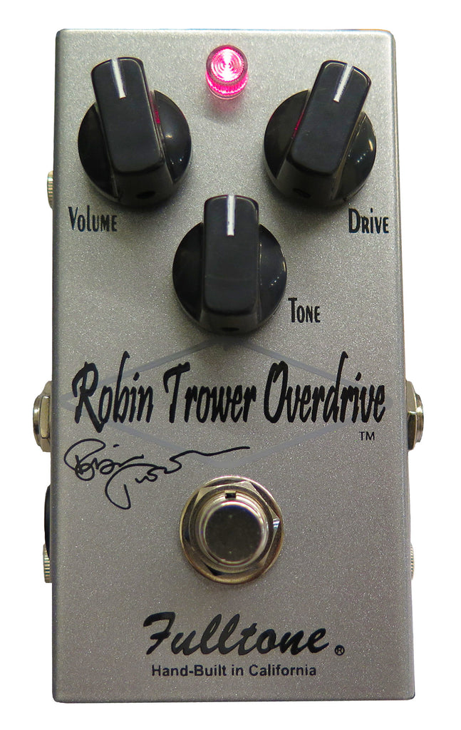 Fulltone Musical Products Inc: Custom Shop Robin Trower Overdrive (CS-RTO)