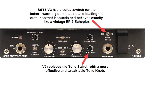 Custom Shop Solid State Tape Echo v2 (CS-SSTE v2)