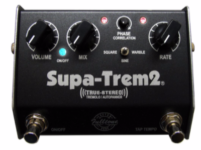 Custom Shop Supa-Trem 2 (CS-ST-2) - Blem