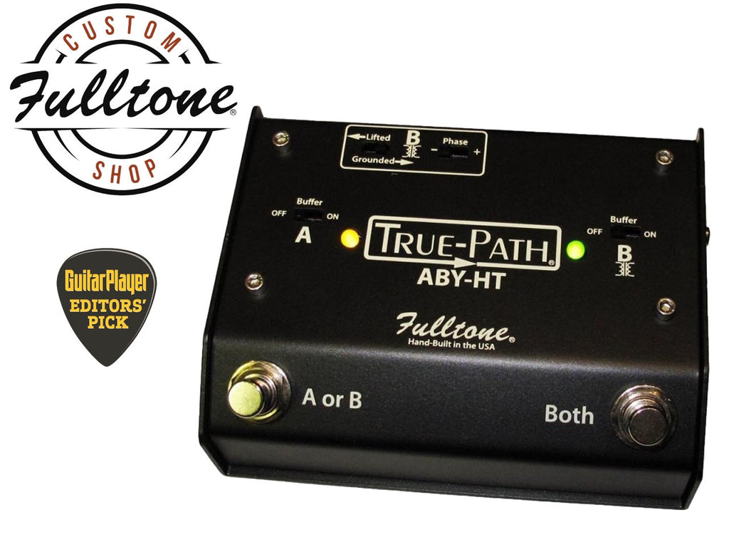 Custom Shop True-Path ABY Hard Touch (CS-ABY-HT)
