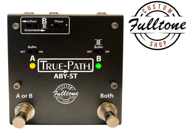 Custom Shop True-Path CS-ABY-ST V2 - Cosmetic Blem