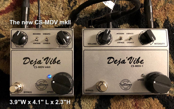 Custom Shop Mini DejáVibe mkII (CS-MDV mkII)