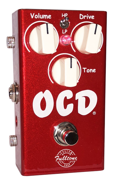 Limited Edition Candy Apple Red OCD (CS-OCD-CAR) - Cosmetic Blem