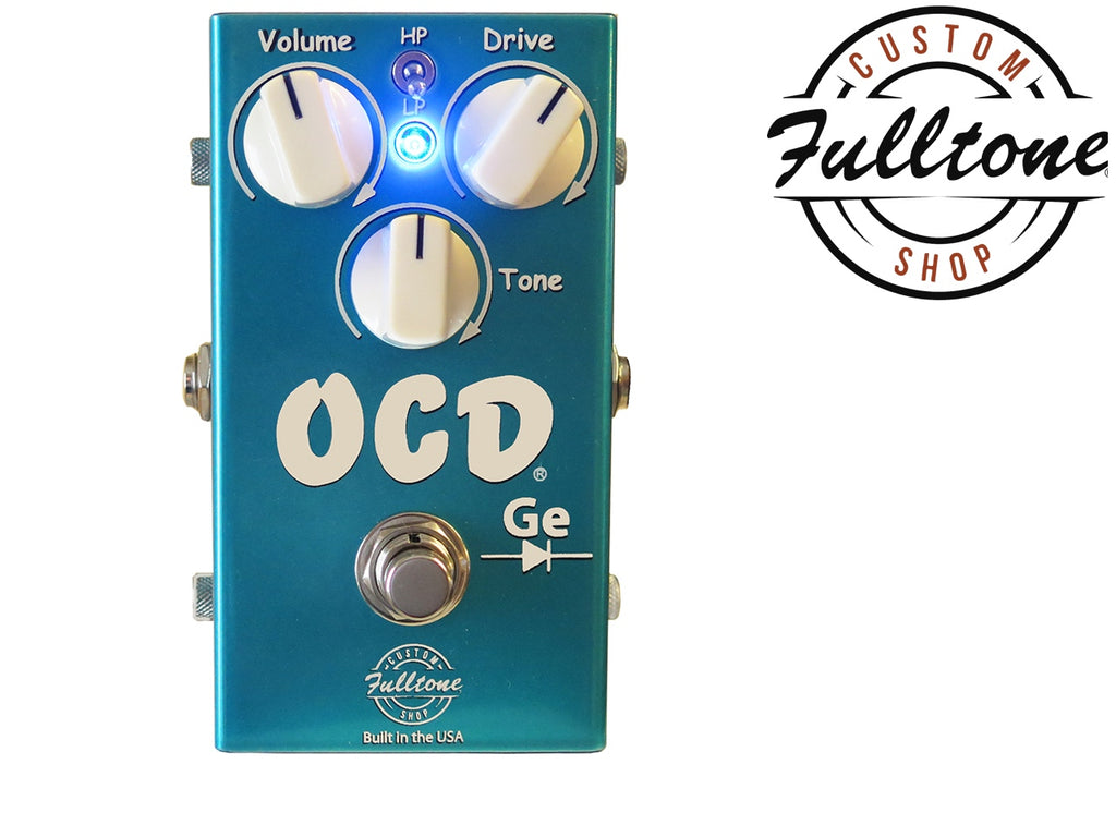 Custom Shop CS-OCD-Ge