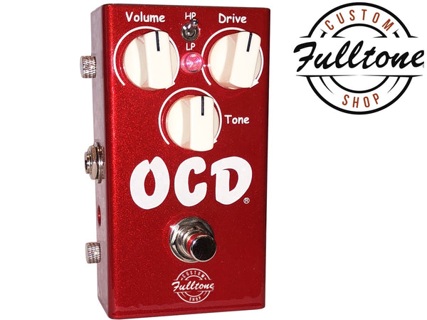 Limited Edition Candy Apple Red OCD (CS-OCD-CAR)