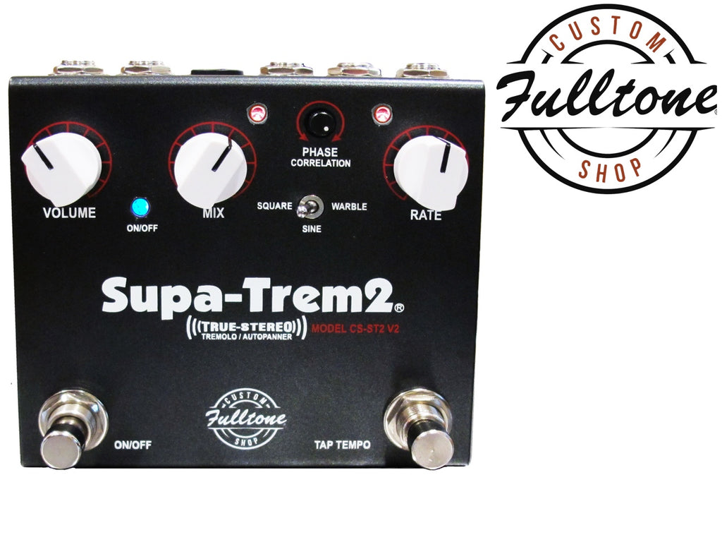 Custom Shop Supa-Trem2 v2 (CS-ST2 v2)