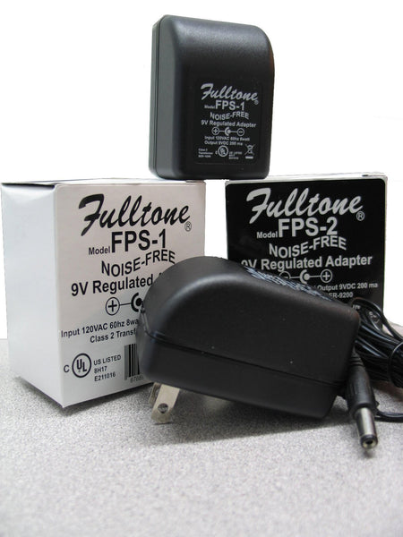 Fulltone FPS-1 9V Neg-Center Power Supply