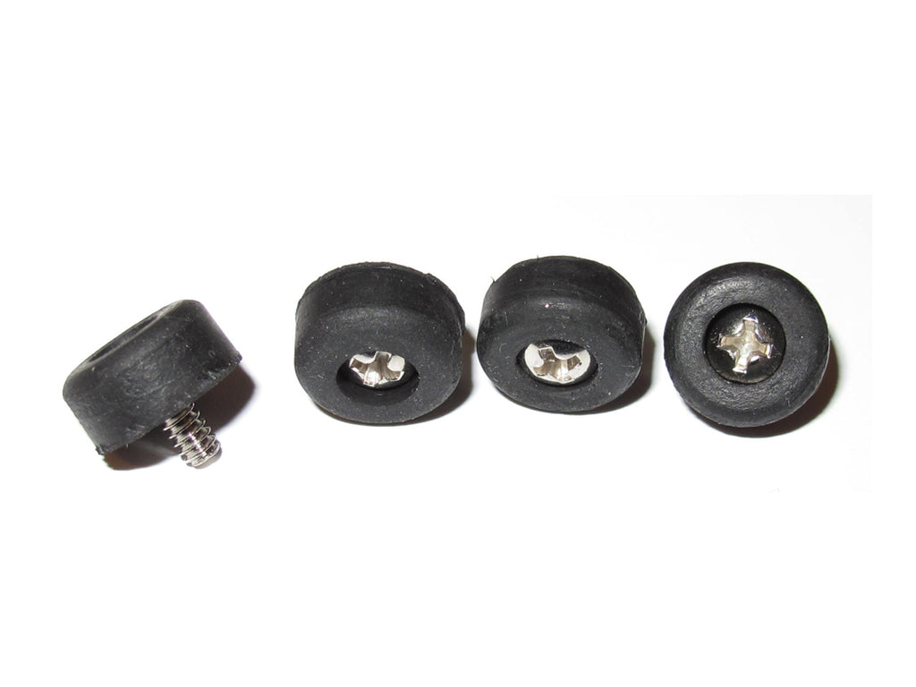 Fulltone Screw-On Rubber Feet