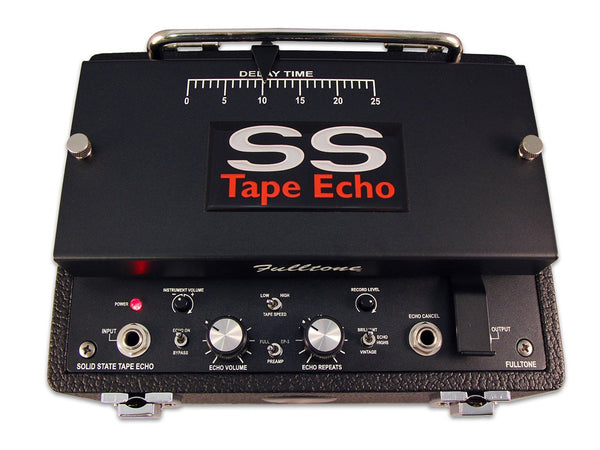 Custom Shop Solid State Tape Echo (CS-SSTE) - Cosmetic Blem