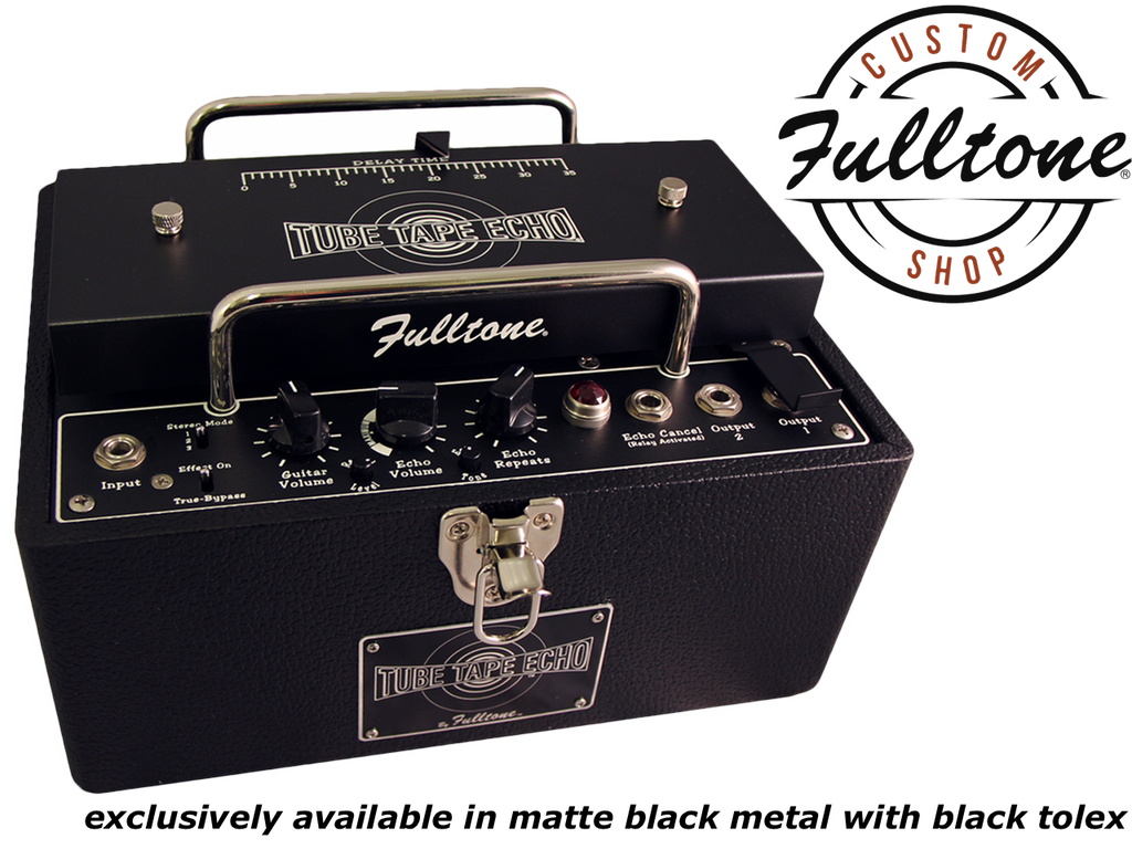 Custom Shop Tube Tape Echo (CS-TTE)