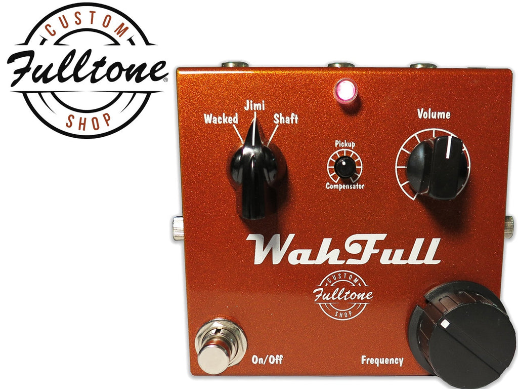 Custom Shop WahFull (CS-WF)