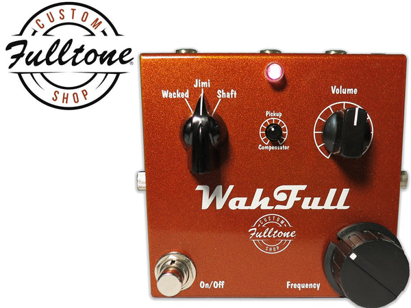 Custom Shop WahFull (CS-WF) - Blem