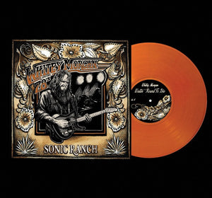 Sonic Ranch Orange Vinyl