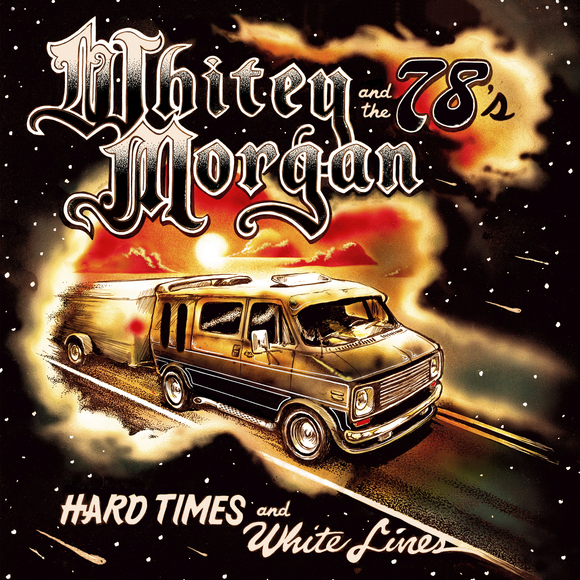Hard Times and White Lines CD
