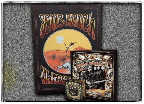 LIMITED: Sonic Ranch Autograph Pack