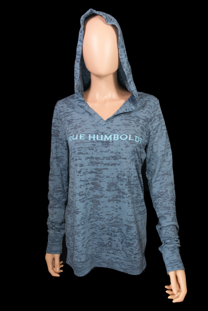 Girls Hoodie TH blue