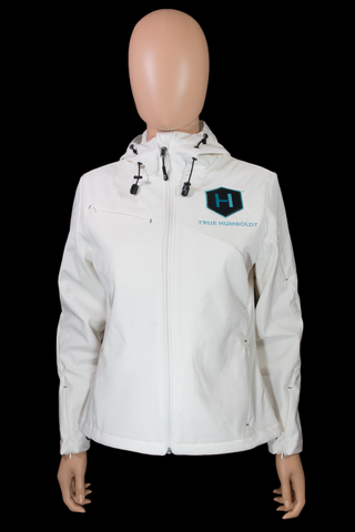 Jacket Girls white TH