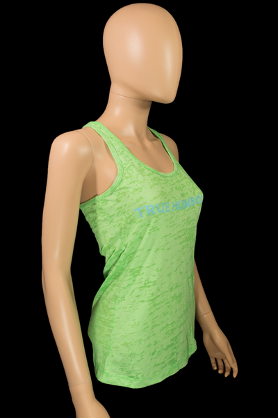 Girls Tank Green TH