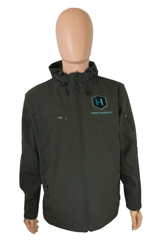 Jacket TH Mens Green