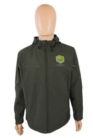 jacket Sun Grower's Guild Mens Green
