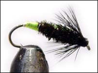 Wtd Stick Fly(Peacock)