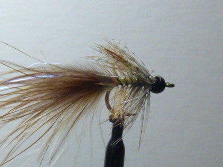 Palmered Eyed Dog Nobblers Mayfly
