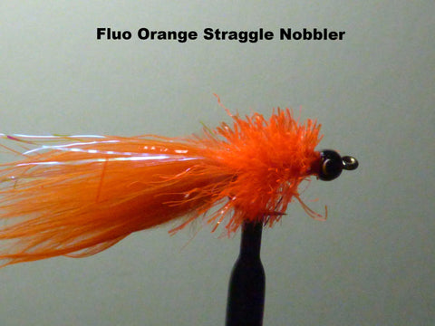 Straggle Nobbler Orange/Fluo Orange