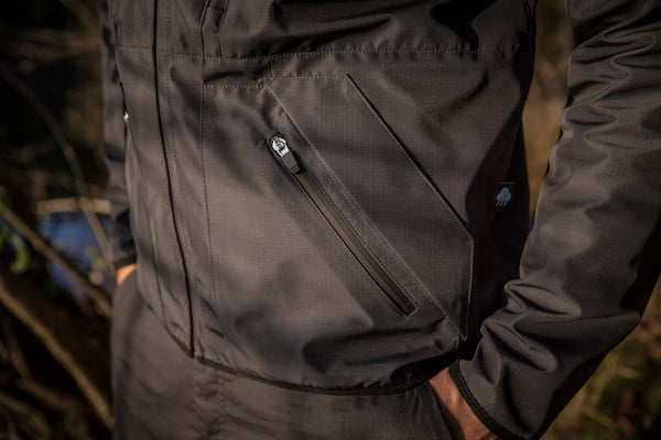 OUTDOOR AESTHETICS Jacket – dark grey GORETEX® ripstop
