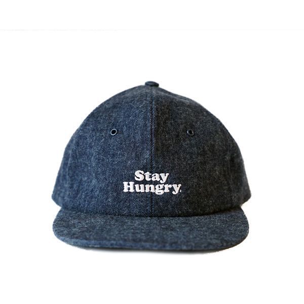 BLUE SMOOTHIE 6 panel cap - portugese flannel