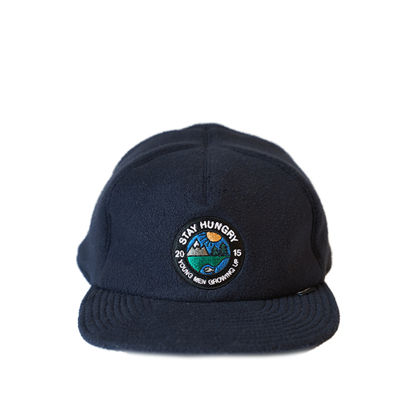 YMGU® - POLAR FLEECE 5 panel cap