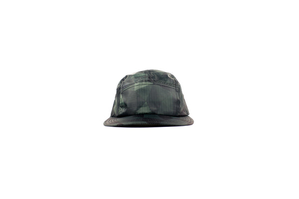 STAY HUNGRY HEIMPLANET Collabo 5 panel cap – cairo camouflage