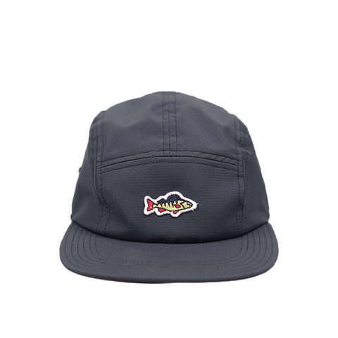 ABORRE 5 panel cap – dark grey GORE-TEX®