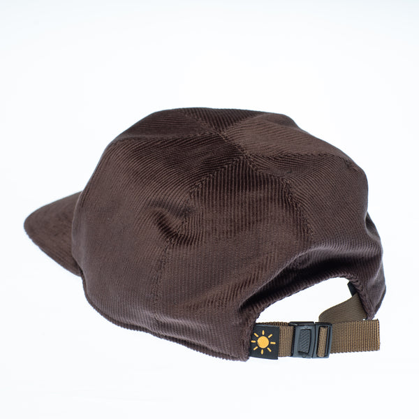 YMGU Brown Corduroy Cap