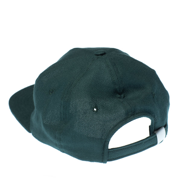 GREEN SMOOTHIE 6 panel cap - portugese fabric