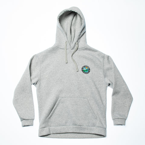 YMGU® HOODIE - HEATHER GREY