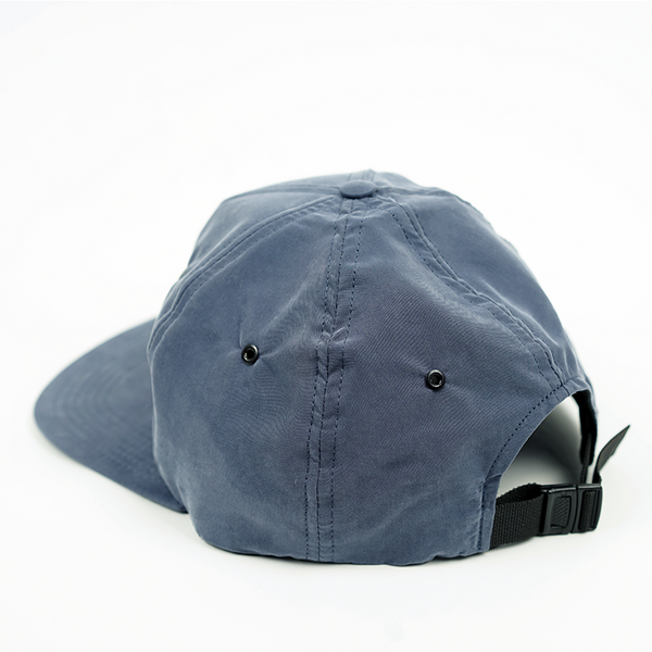 BLUE SMOOTHIE 6 panel cap - dove blue Portuguese tencel
