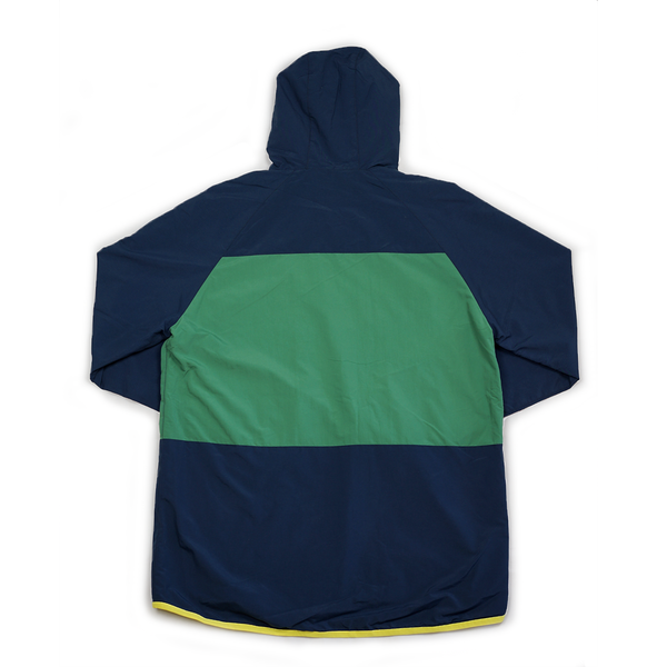 SWIFT Jacket - green / blue